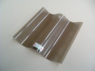 Polycarb corry - light bronze-0