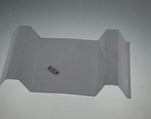Polycarb 5rib - opal-0