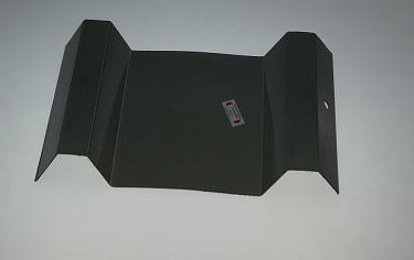 Polycarb 5rib - grey-0