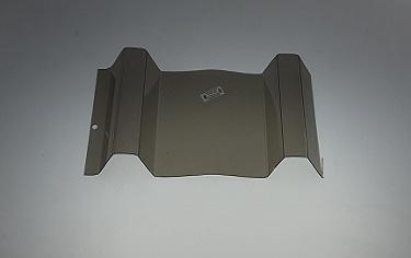 Polycarb 5rib - light bronze-0