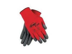 Gloves Red Ninjaflex-0