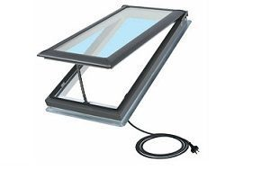 VELUX VSS2004 SOLOAR POWER OPEN SKYLIGHT C04 550x980-2261