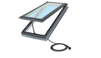 VELUX VSS2004 SOLOAR POWER OPEN SKYLIGHT C04 550x980-2261