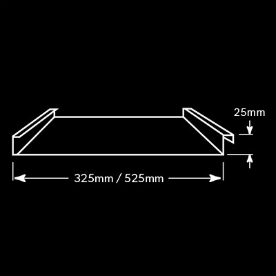 Roofing Supermarket Standing Seam (25mm)-2274